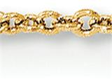 24 Inch 14k 1mm Cable Chain style: PEN53S24