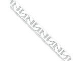 Sterling Silver 6.5mm Anchor Chain style: QAN180