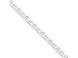 Sterling Silver 7mm Anchor Chain style: QAN200