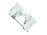 Sterling Silver Cuff Bangle style: QB493