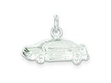Sterling Silver Car Charm style: QC1038
