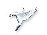 Sterling Silver Humming Bird Charm style: QC1714