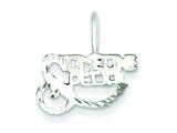 Sterling Silver Someone Special Charm style: QC3077