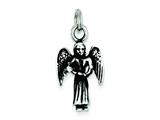 Sterling Silver Angel Charm style: QC4824