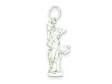 Sterling Silver Statue Of Liberty Charm style: QC5053