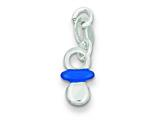 Sterling Silver Enameled Charm style: QC6031