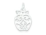 Sterling Silver Apple Charm style: QC6138