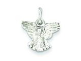 Sterling Silver Eagle Charm style: QC878