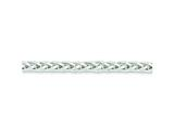 Sterling Silver Spiga 6mm Chain style: QFC189