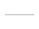 Sterling Silver 1.8mm Round Snake Chain style: QFS21