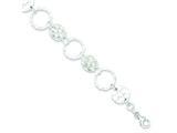 Sterling Silver Bracelet style: QG2276