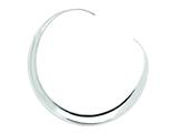 Sterling Silver Neck Bangle style: QG2566