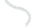Sterling Silver San Marco Graduated Bracelet style: QG3288