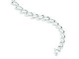 Sterling Silver San Marco Graduated Bracelet style: QG3288