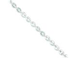 Sterling Silver Cable Chain style: QG3365