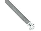 Sterling Silver Fancy Strand Bracelet style: QG601