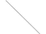 Sterling Silver 1.5mm Octagonal Snake Chain style: QOS040
