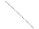 18 Inch Sterling Silver Spiga Chain style: QOS150