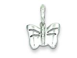 Sterling Silver Pendant - Chain Included style: QP1163
