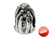Reflections™ Sterling Silver Baby in Hands Bead / Charm