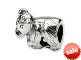 Reflections™ Sterling Silver Baby Bear Bead / Charm
