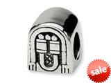 Reflections™ Sterling Silver Jukebox Bead / Charm style: QRS291