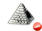 Reflections™ Sterling Silver Pyramid Bead / Charm