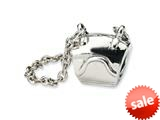 Reflections™ Sterling Silver Handbag Bead / Charm style: QRS350