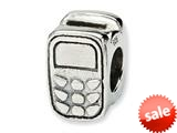 Reflections™ Sterling Silver Cell Phone Bead / Charm