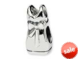 Reflections™ Sterling Silver Dress Bead / Charm style: QRS358