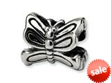 Reflections™ Sterling Silver Butterfly Bead / Charm