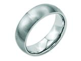 Chisel Stainless Steel 7mm Brushed Weeding Band style: SR17