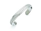 Chisel Stainless Steel Cuff Bangle style: SRB1200