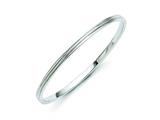 Chisel Stainless Steel Polished Bangle style: SRB1277
