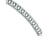 Chisel Stainless Steel Brushed and Polished Bracelet - 8.75 inches style: SRB144