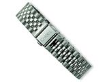 Chisel Stainless Steel Brushed and Polished Bracelet style: SRB148