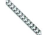 Chisel Stainless Steel Brushed and Polished Bracelet - 8.5 inches style: SRB149