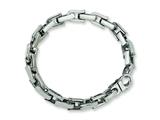 Chisel Stainless Steel Polished Bracelet - 8.5 inches