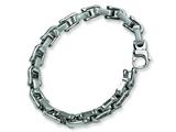 Chisel Stainless Steel Brushed and Polished Bracelet - 8.5 inches style: SRB167