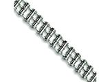 Chisel Stainless Steel Polished Bracelet - 8.5 inches style: SRB188