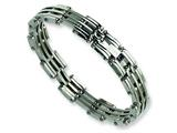 Chisel Stainless Steel Polished Bracelet