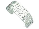 Chisel Stainless Steel Fancy Cuff Bracelet style: SRB309