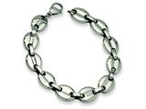 Chisel Stainless Steel Fancy Bracelet - 7.5 inches