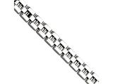 Chisel Stainless Steel Polished 8.25in Bracelet style: SRB52085