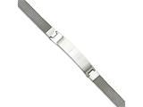 Chisel Stainless Steel Mesh W/id 7.75in Bracelet style: SRB753775