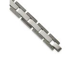 Chisel Stainless Steel Laser Cut and Polished Bracelet style: SRB807875