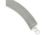 Chisel Stainless Steel Multistrand 8in Box Chain Bracelet style: SRB8788
