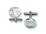 Chisel Stainless Steel Cuff Links style: SRC114