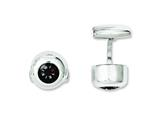 Chisel Stainless Steel Functional Compass Cuff Links style: SRC240