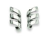 Chisel Stainless Steel Earrings
